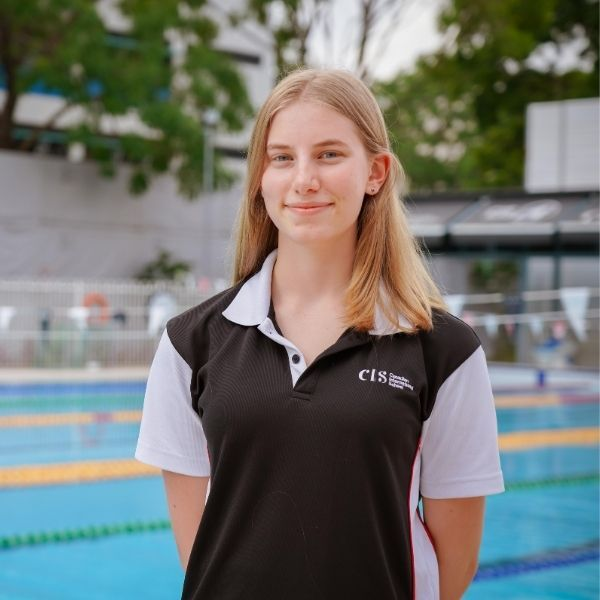 Canadian International School, swimming, student athlete, secondary schools in Singapore, swim meets, student sports, international schools in Singapore