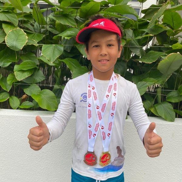 international schools in Singapore, primary schools in Singapore, sailing, student achievement, student sport