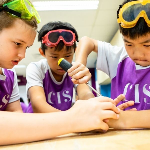 Canadian International School, secondary schools in Singapore, primary schools in Singapore, Good Schools Guide, international schools in Singapore, IBDP